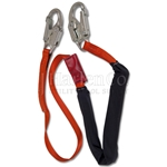 Bashlin Nylon Lanyard With Two Locking Snaps