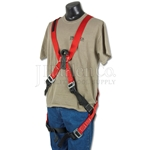 Bashlin Fall Arrest Harness With Nylon Loop