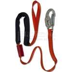 Bashlin 6' Fall Arrest Lanyard - Loop/Snap