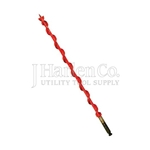 "FIREBALL 11/16"" x 18"" Auger with 7/16"" Hex"