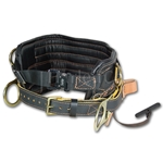 Jelco 550 Series 4 D-Ring Belt With Quick Connect Buckle
