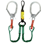 Buckingham BuckStop Large Hook Dual Lanyard