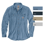 Carhartt Force Cotton Hybrid FR Shirt