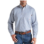 Ariat FR Button Down Stripe Work Shirt