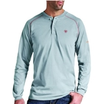 Ariat FR Long Sleeve Work Henley HRC2