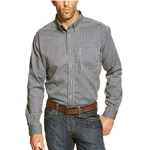 Ariat FR Button Down Long Sleeve Shirt