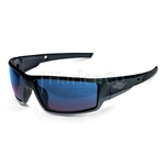 Crossfire CUMULUS Blue Mirror Safety Glasses