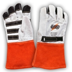 "Power Gripz 14"" Leather Protector Glove"