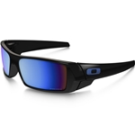 Oakley GASCAN® PRIZM™ Deep Water Polarized Black Glasses