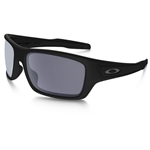 Oakley SI Turbine™ Polarized Black/Gray Glasses