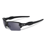 Oakley SI Flak™ 2.0 XL Polarized Black/Gray Glasses
