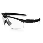Oakley Industrial M-Frame® 2.0 Black/Clear Glasses