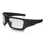 Oakley Industrial Det Cord™  Black/Clear Glasses