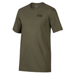 Oakley Brotherhood Skull Dark Brush Tee CLOSEOUT