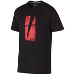 Oakley Charlie Don't Surf Black Tee