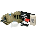 44 Cal Arc Flash Jacket & Bib Kit