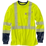 Carhartt Hi Vis Force Shirt