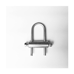 "Sterling Disposable Lock -3"" Shackle"