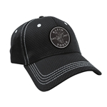 Klein Tools Baseball Cap, Black