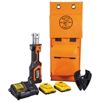 Klein 7-Ton In-Line Battery AL/CU Cutter Tool Kit