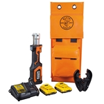 Klein 7-Ton In-Line Battery BG-D3 Crimping Tool Kit-FREE OFFER
