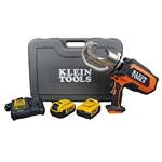 Klein 12-Ton C-Head Battery Crimping Kit