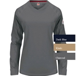 Bulwark iQ Series® Women's Long Sleeve Tee