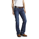 Ariat Women's FR Basic Boot Cut Denim Jean