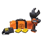 Klein Open-Jaw Battery ACSR Cable Cutter Kit-FREE OFFER