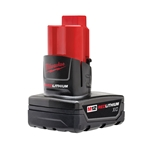 Milwaukee M12 XC High Capacity RedLithium Battery