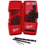 Milwaukee THUNDERBOLT® Black Oxide Drill Bit Set - 21PC