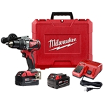 "Milwaukee M18 1/2"" Brushless Hammer Drill Kit"