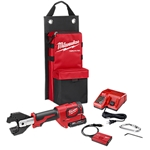 Milwaukee M18™ FORCE LOGIC™ Cable Cutter Kit with 477 ACSR Jaws