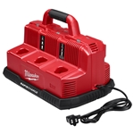 Milwaukee M18™ & M12™ Rapid Charge Station
