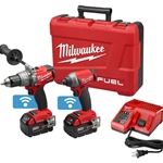 Milwaukee M18 FUEL™ 2-Tool Combo Kit with ONE-KEY™