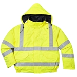Bizflame Hi-Vis Jacket (Not Arc Rated)