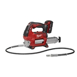 Milwaukee M18™ Cordless 2-Speed Grease Gun Kit (2-Batteries)