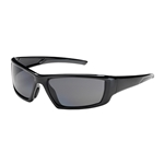 Sunburst™ Gray Anti-Fog Lens Safety Glasses