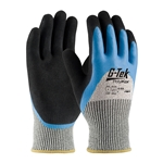G-Tek® PolyKor® Double Dipped Knit Glove