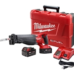 Milwaukee M18 FUEL™ SAWZALL® Reciprocating Saw Kit
