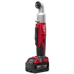 "Milwaukee M18™ Cordless 2-Speed 3/8"" Right Angle Impact Wrench 2XC Kit"