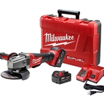 "Milwaukee M18 FUEL™ 4-1/2"" / 5"" Grinder, Paddle Switch No-Lock Kit"