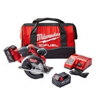 Milwaukee M18 FUEL™ Metal Cutting Circular Saw Kit