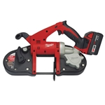 Milwaukee M18 Cordless LITHIUM-ION Band Saw Kit