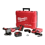 "Milwaukee M18 FUEL™ 4-1/2"" / 5"" Braking Grinder Kit"