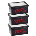 Milwaukee HAMMERVAC™ Filter 3-Pack