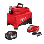 Milwaukee M18™ FORCE LOGIC™ 10,000psi Hydraulic Pump Kit