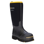 DryShod Waterproof Steel Toe Work Boot