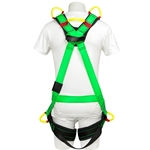 BuckTriever™ Confined Space Full Body Harness