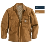 Carhartt FR Duck Traditional Coat - Quilt Lined CLOSEOUT